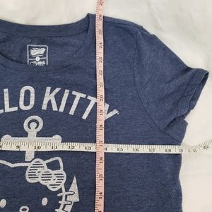 Old Navy Tops - Hello Kitty Nautical graphic tee 1976 size large